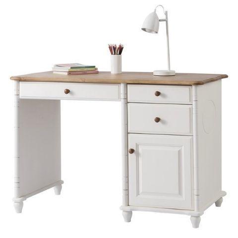 Письменный стол с тумбой Айно 4