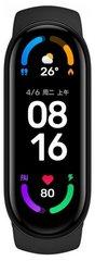 Умный браслет Xiaomi Mi Smart Band 6, черный