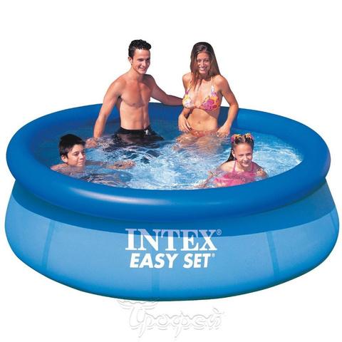 Hovuz \ Бассейн \ Pool Easy Set 244х76см, 2419л