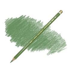 Карандаш художественный цветной POLYCOLOR, цвет 25 сочный зеленый