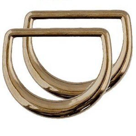 Кольца для сумки D-образные Clover 20 мм