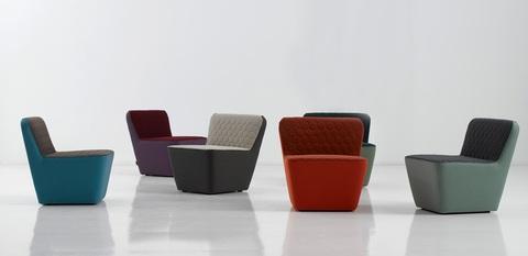 Кресло Tea без полокотников