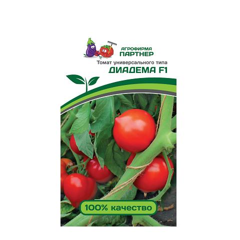 Диадема F1 0,1г 2-ной пак томат (Партнер)
