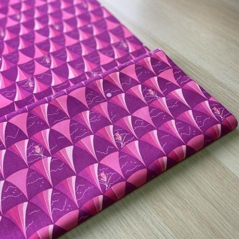 Ткань для пэчворка, хлопок 100% (арт. AN0699) с изъяном