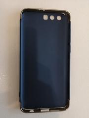 Чехол для Huawei Honor 9 Fashion case синий