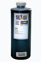 Водорастворимые чернила STS для HP Gray 1000 мл
