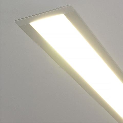 Профильный светодиодный светильник ССП встраиваемый 16W 1100Lm 103см 4200K
