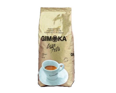 Кофе в зернах Gimoka Oro Gran Festa, 1 кг (Гимока)