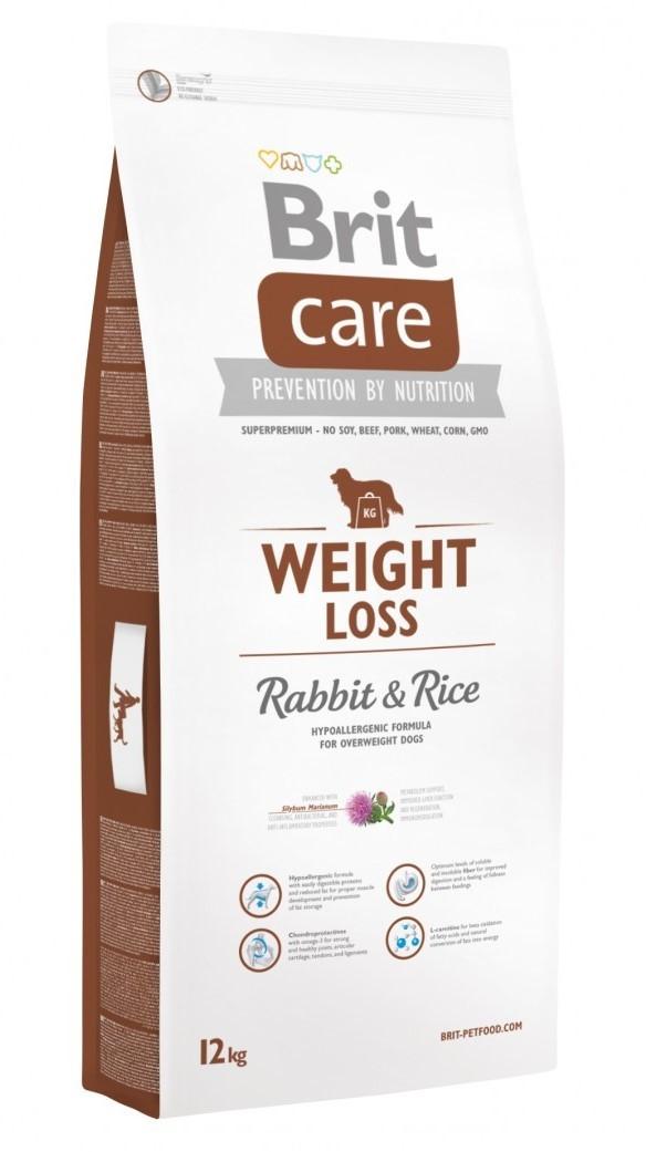 Brit Корм для собак склонных к полноте, Brit Care Weight Loss, с кроликом и рисом Brit-Care-Weight-Loss-Rabbit-and-Rice-12kg.jpg