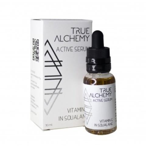 Vitamin E in Squalane (Витамин Е в Сквалане) 30 мл (TRUE ALCHEMY)