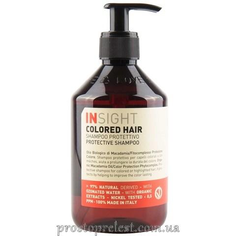 Insight Colored Hair Protective Shampoo - Шампунь для фарбованого волосся