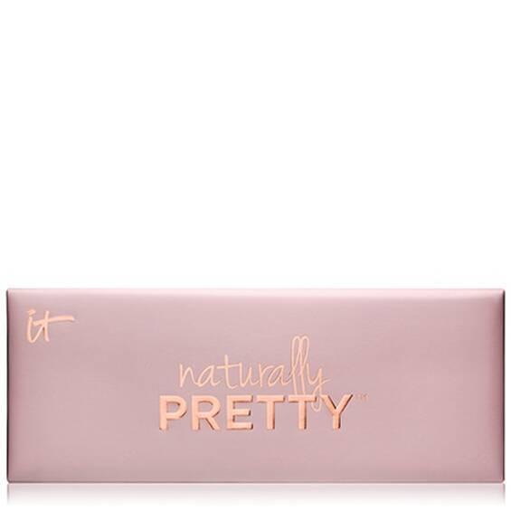 IT Cosmetics Naturally Pretty Matte Luxe Transforming палетка теней