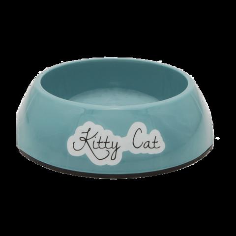 Beeztees Kitty Миска для кошек меламиновая нескользящая