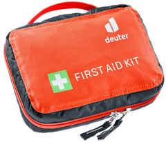 Аптечка туристическая Deuter First Aid Kit (без наполнения) (2021)