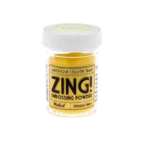 Пудра для эмбоссинга ZING! Mustard