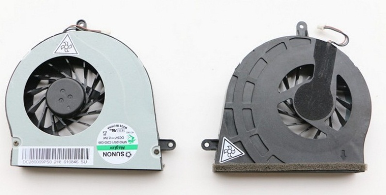Вентилятор (кулер) для Acer Aspire 7650, 7750, Packard Bell EasyNote LS11, LS11HR, LS11SB, LS44SB, LS44HR