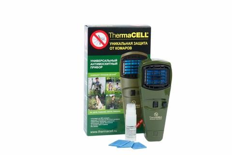 Прибор противомоскитный Thermacell (оливковый)