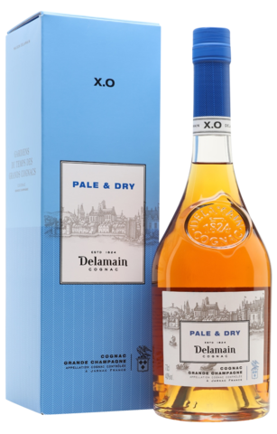 Delamain Pale & Dry XO 1,5 л
