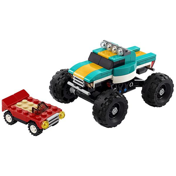 LEGO Creator 31101 Конструктор ЛЕГО Криэйтор Монстр-трак