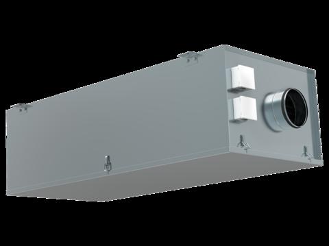 Установка приточная компактная моноблочная CAU 2000/3-9,0/3 VIM