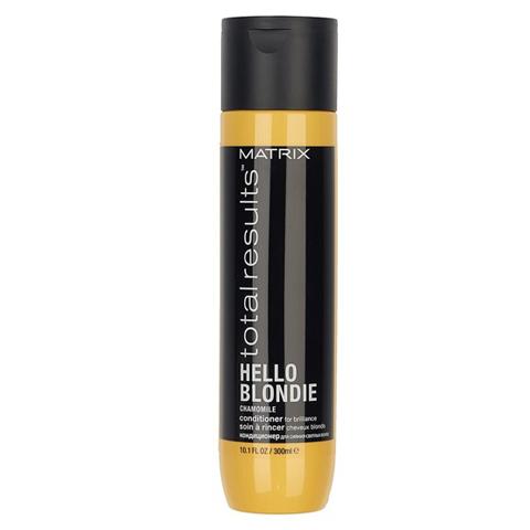 Matrix Total Results Hello Blondie: Кондиционер для светлых волос с экстрактом ромашки (Hello Blondie Weightless Conditioner), 300мл