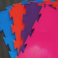 Массажный коврик Трава жесткая модульный коврик-пазл