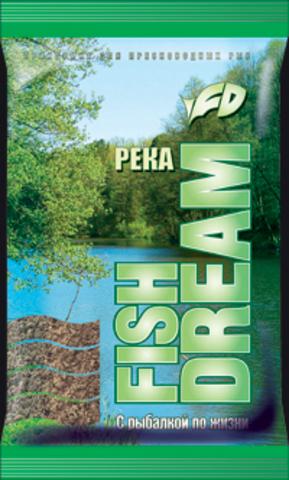 Прикормка Fish Dream (Фишдрим) Река