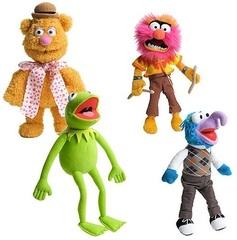 Маппет Шоу мягкие игрушки