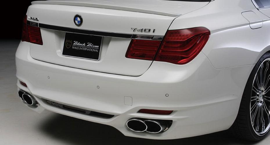 Обвес WALD Black Bison для BMW 7er F01/F02 Копия