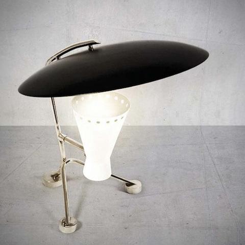 Настольная лампа Delightfull Barry
