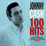 Johnny Cash ‎/ 100 Hits (4CD)