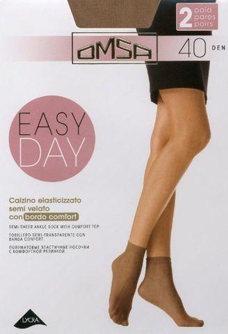 Easy Day 40 OMSA носки 2 пары