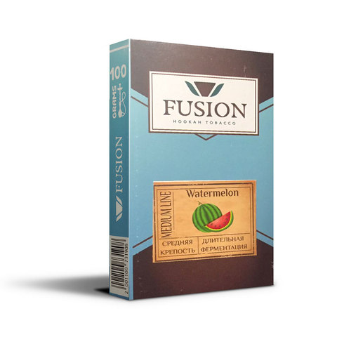 Табак Fusion Medium Watermelon 100 г