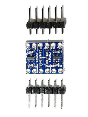 Преобразователь логических уровней 3.3В-5В (2 канала)