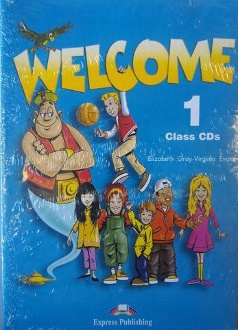 welcome 1 class cd(set 3)
