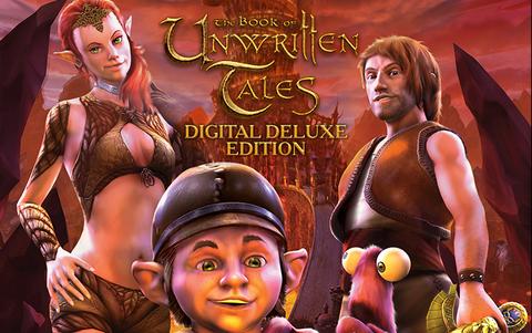 The Book of Unwritten Tales Digital Deluxe (для ПК, цифровой ключ)