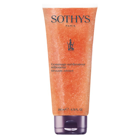 Sothys Pro-Youth: Антицеллюлитный корректирующий скраб для тела (Silhouette Exfoliant)