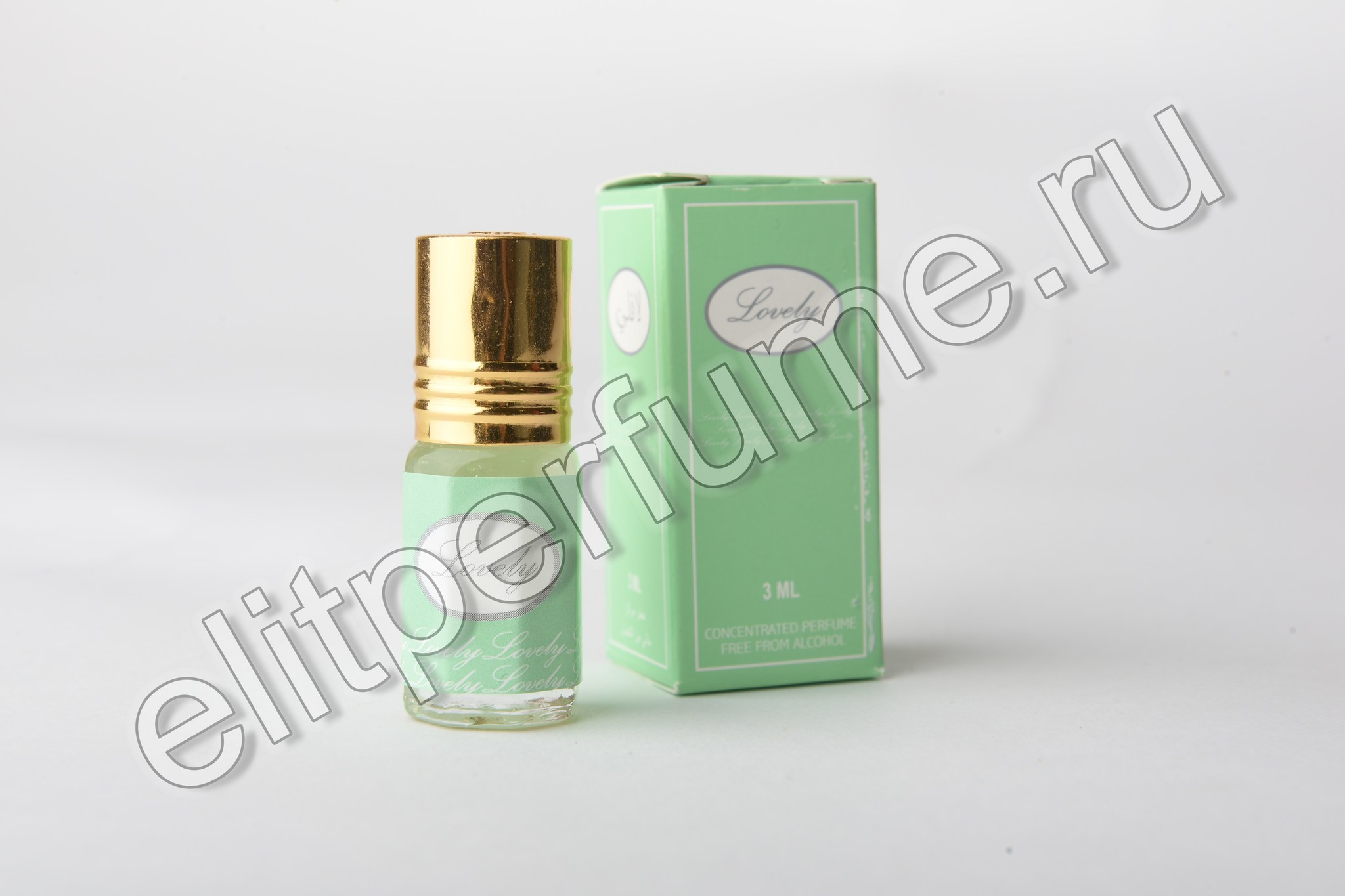 Lovely  3 мл арабские масляные духи от Захра Zahra Perfumes