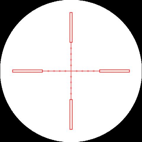 Оптический прицел NIGHTFORCE NXS™ 3.5-15×50 MILDOT™ (C142)