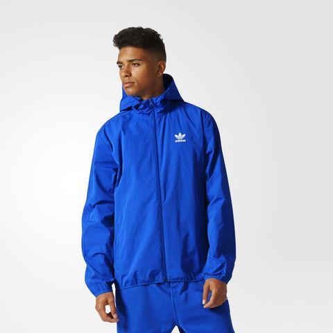 Ветровка мужская adidas ORIGINALS HERRINGBONE