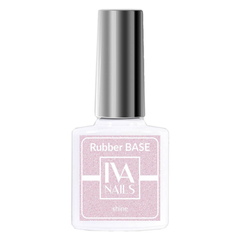Rubber Base Shine №3, IVA NAILS, 8мл.