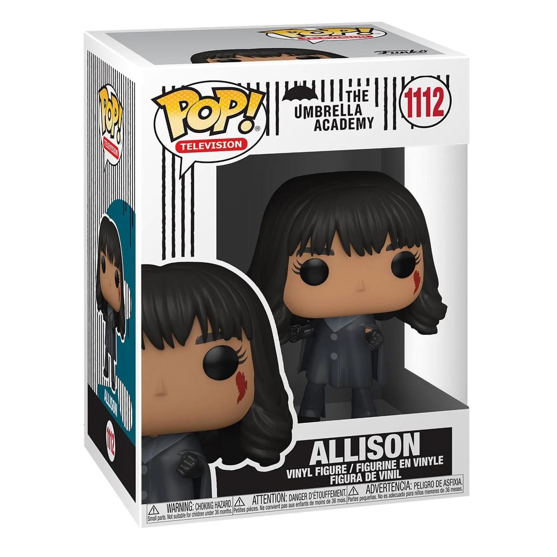 Фигурка Funko POP! TV Umbrella Academy Allison 55066 (56295)