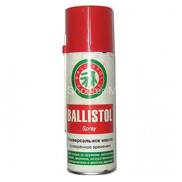 Масло для оружия Ballistol спрей 200 мл