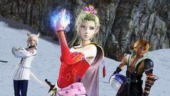 Final Fantasy Dissidia  NT. Ограниченное издание Steelbook (PS4, английская версия)