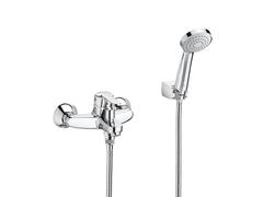 Смеситель для ванны с душевым набором Roca Victoria 75A0125C0M фото