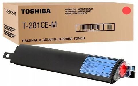 Оригинальный тонер-картридж Toshiba T-281C-EM 6AK00000047/6AG00000844 пурпурный