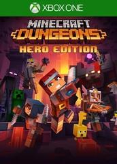 Minecraft Dungeons. Hero Edition (Xbox One/Series X, QYN-00023, русская версия)