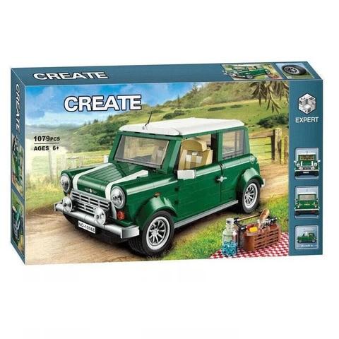 Конструктор 10568 Mini Cooper MK VII