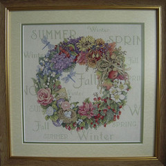 DIMENSIONS Четыре сезона (Wreath of all Seasons)