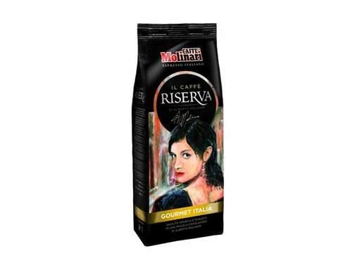 Кофе молотый Molinari RISERVA GOURMET ITALIA, 250 г